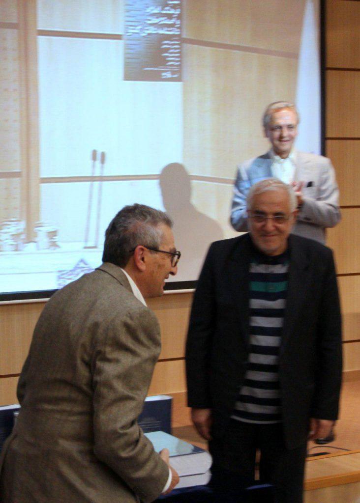 حسین علی سودآور، دکتر خلیجی و مهندس تورج اتحادیه