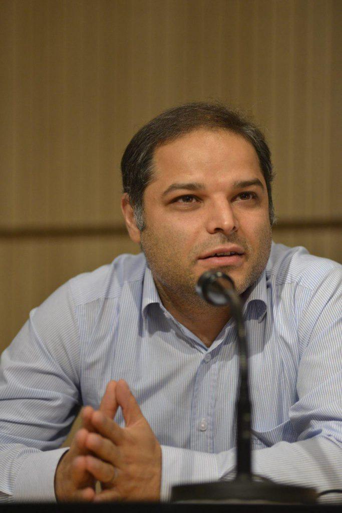 دکتر امیر مازیار از شعر و حکمت اسلامی سخن گفت