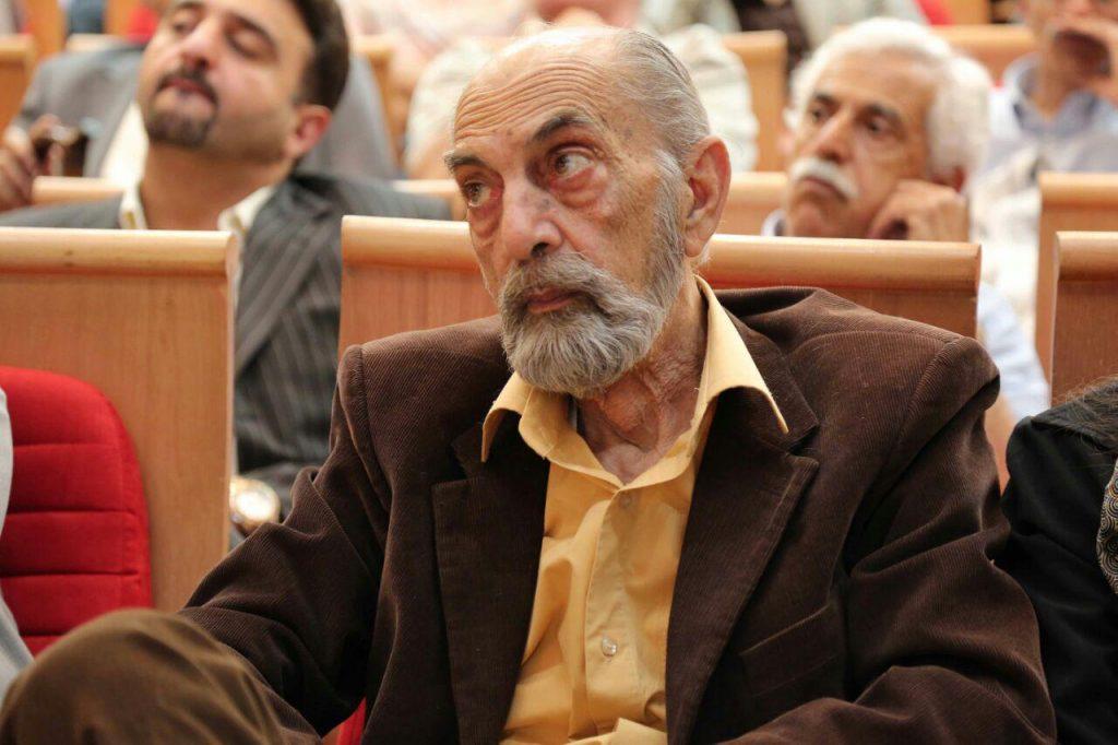 رامین نفسی ـ پسر سعید نفیسی