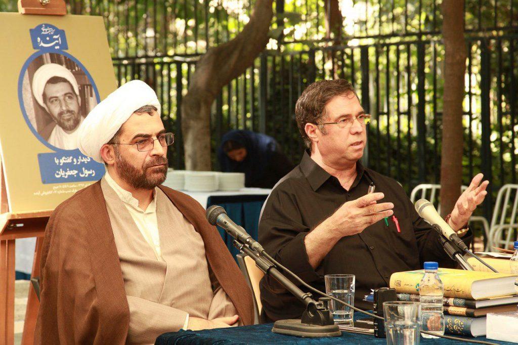 علی دهباشی درباره کتابخانه تخصصی ایران اسلام می پرسد
