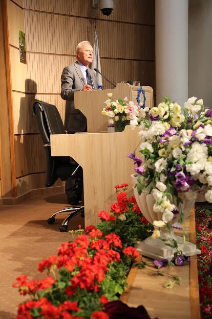 اسماعیل میرفخرایی به نقش رسانه ها در حفظ محیط زیست پرداخت