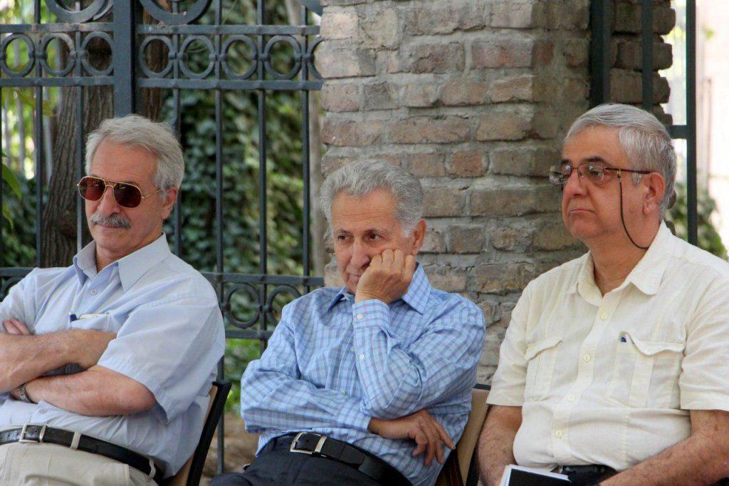 دکتر سرمد قباد و سیروس علی نژاد