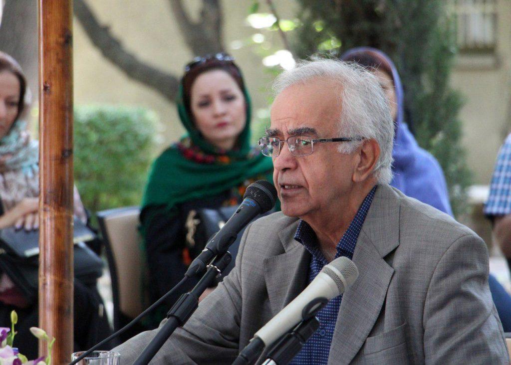 ابولحسن تهامی نژاد از کار و زندگی خویش سخن گفت