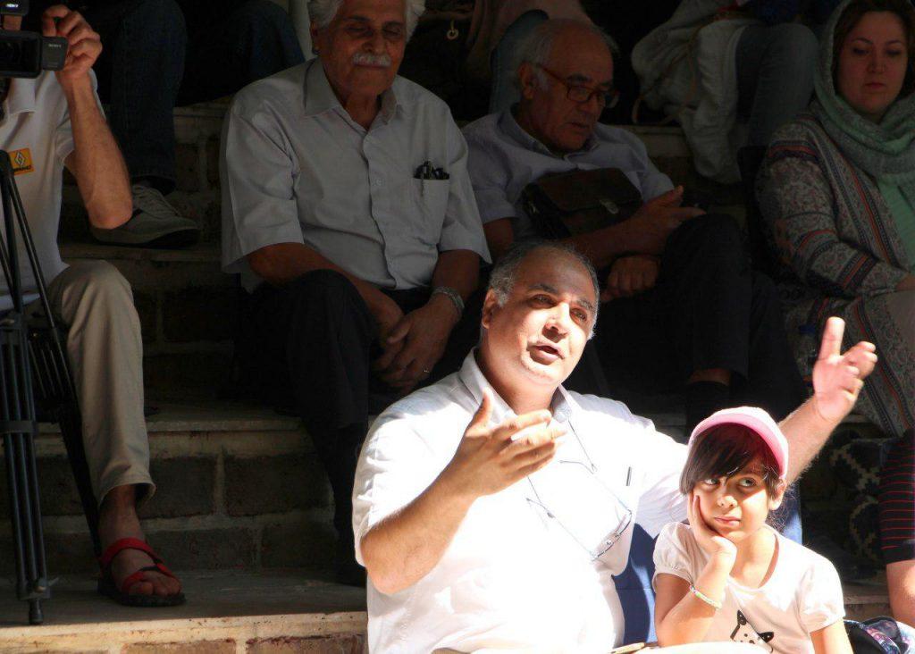 پرسش حاضران از ابوالحسن تهامی