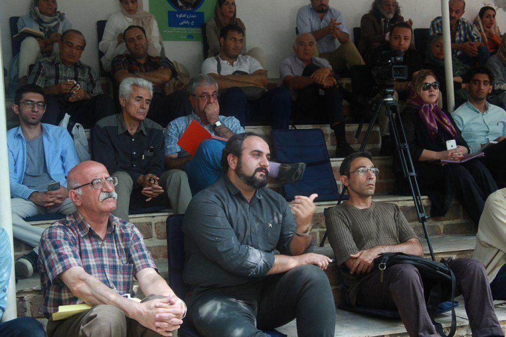 پرسشهای حاضران از ع پاشایی