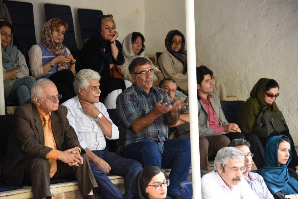 پرسش حاضران از مسعود مهرابی