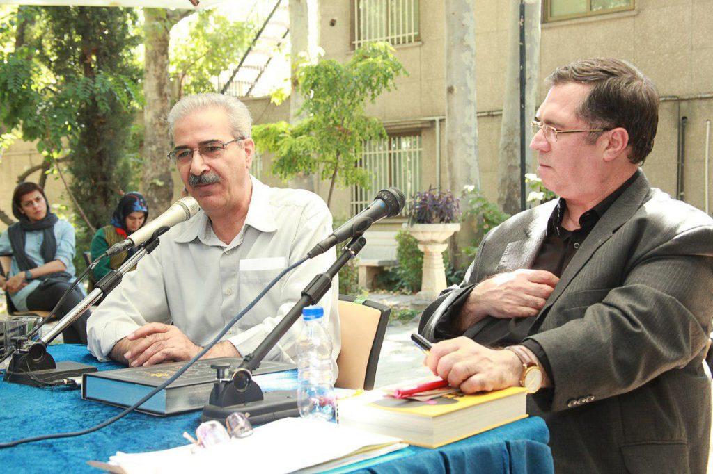 علی دهباشی بخشهایی از فعالیتهای مسعود محرابی را برشمرد