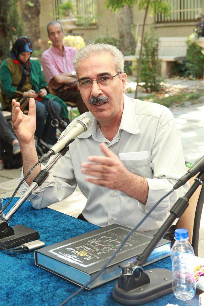 مسعود محرابی از اولین کتاب خود و آشنایی با ایرج افشار میگوید