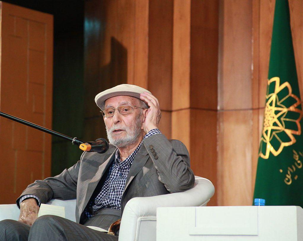 دکتر محمدعلی موحد از خرده قصه ها و کلان قصه ها در مثنوی معنوی سخن راند