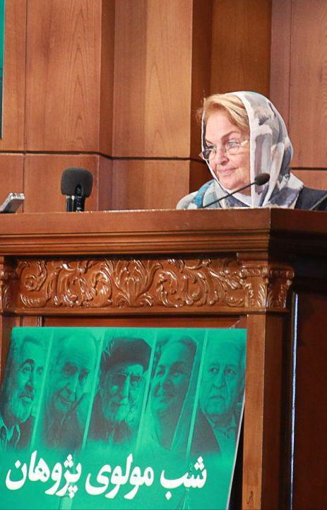 اسین چلبی از فعالیت های بنیاد مولانا سخن گفت