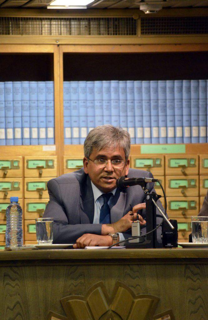 دکتر سائوراب کومار سفیر هند در تهران از هند نوین در پرتو راهی که گاندی بنیاد گذاشت گفت.