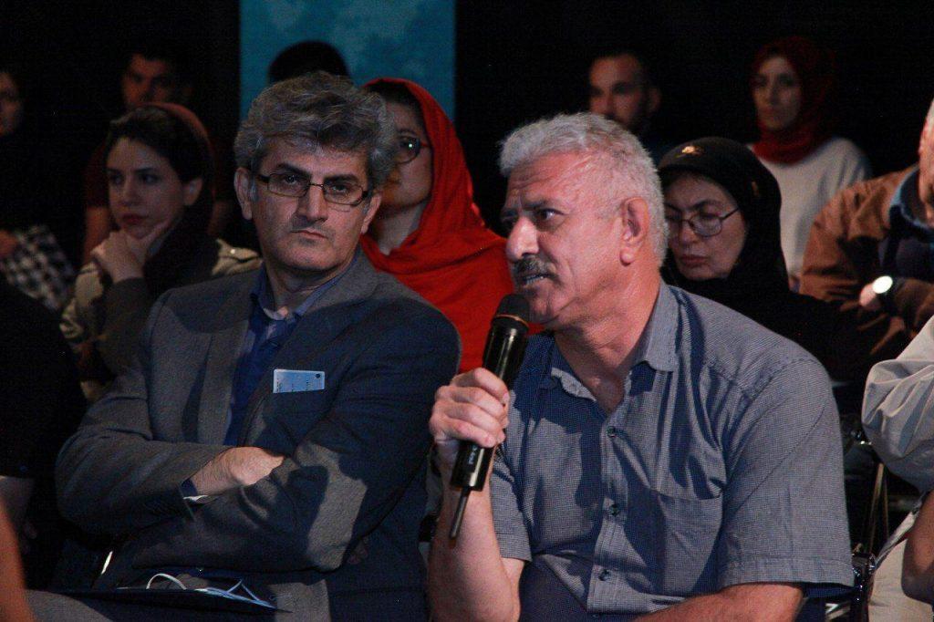 پرسش و پاسح در شب شاعران ایران و ترکیه