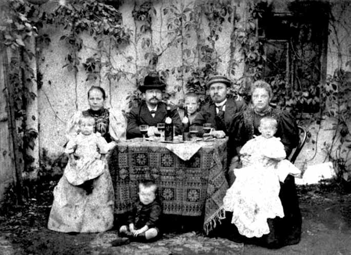 بعدازظهر یک خانواده روس