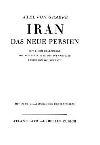 روی جلد کتاب مجموعه عک سهایی از ایران در سال 1