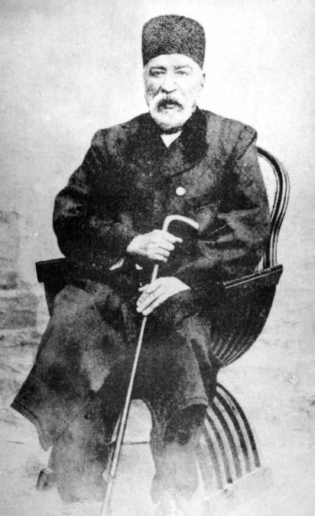 دکتر علی اکبرخان نفیسی)ناظمالاطباء(