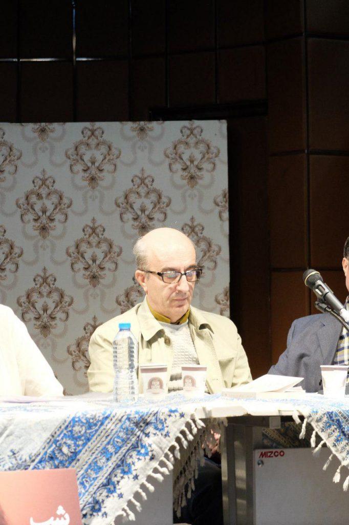 محمد هاشم اکبریانی به بررسی فصلی دیگر از کتاب دکتر حسین شهیدی پرداخت