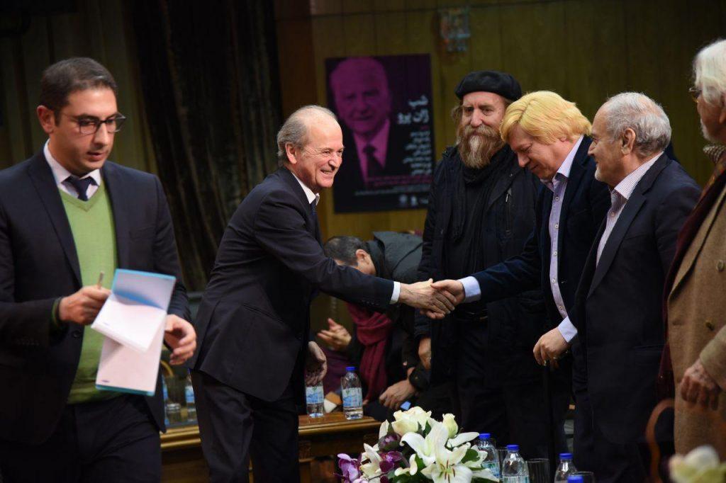 خیرمقدم به فرانسوا سنمو؛ سفیر فرانسه در تهران