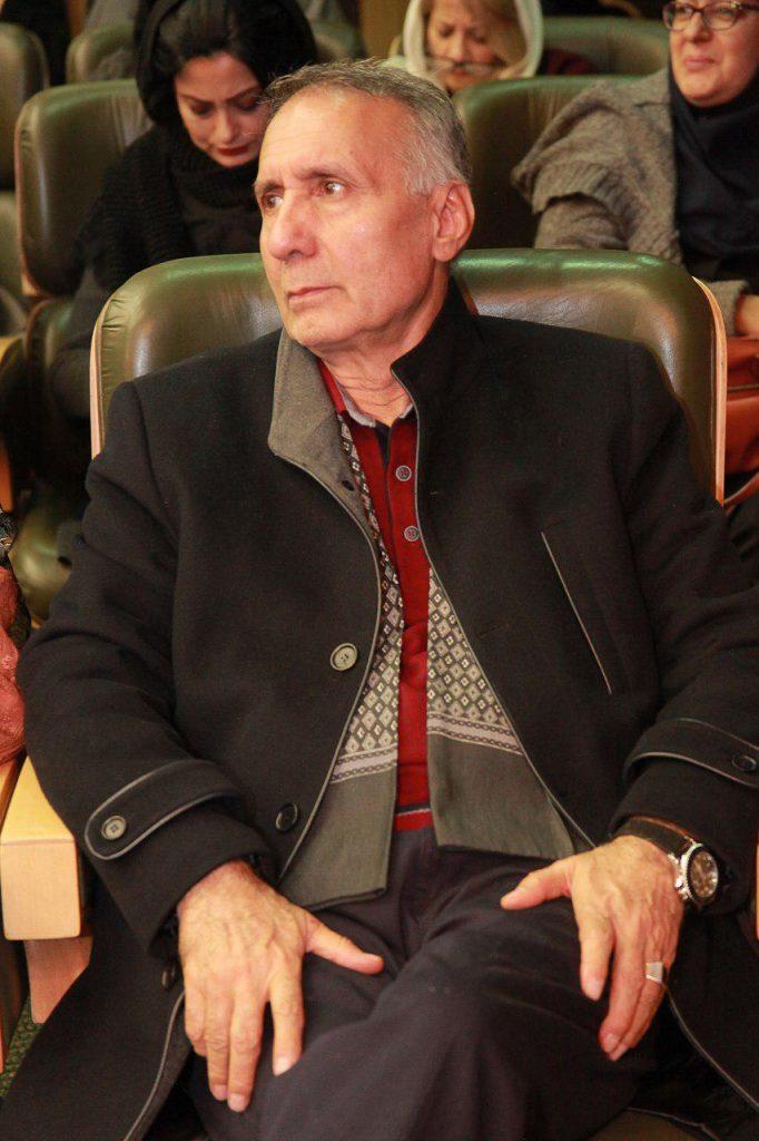 حمید ارچمند، سازنده فیلم مستند «راز یک مجسمه»