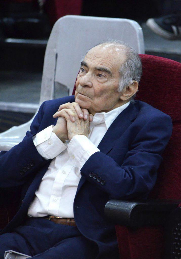 دکتر محمدرضا باطنی در شب مارسل پروست