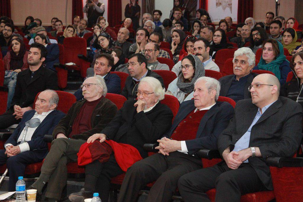 محمد منصورهاشمی، دکتر ایرج پارسی نژاد، دکتر داریوش شایگان و دکتر محمدرضا باطنی