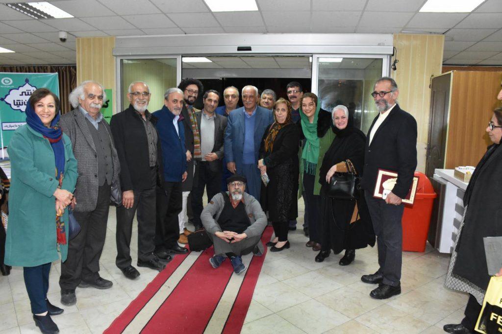 اعضای بنیاد مازندران پژوهی