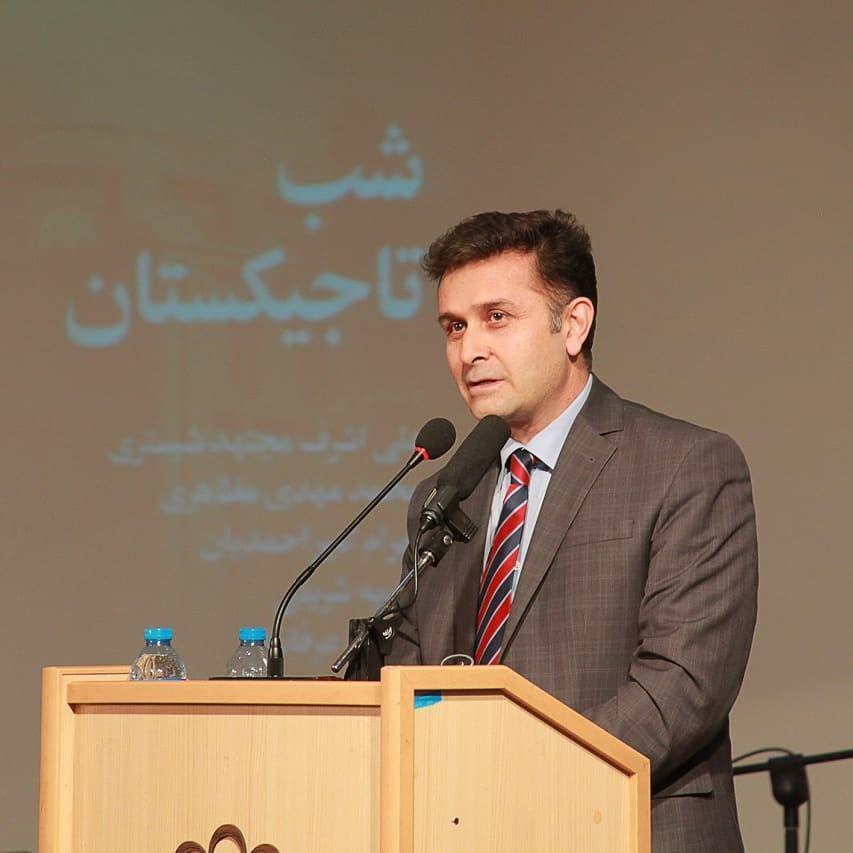 معاون سفیر تاجیکستان در تهران: مراد جان بوری بایف اظهار امیدواری کرد که به زودی فعالیتهای ادبی و فرهنگی بین دو کشور گسترش یابد.