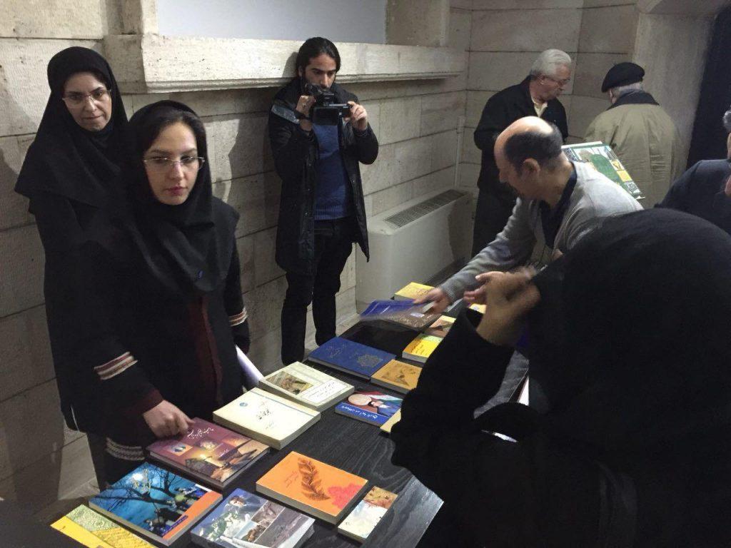 نمایشگاه کتابهایی درباره تاجیکستان....