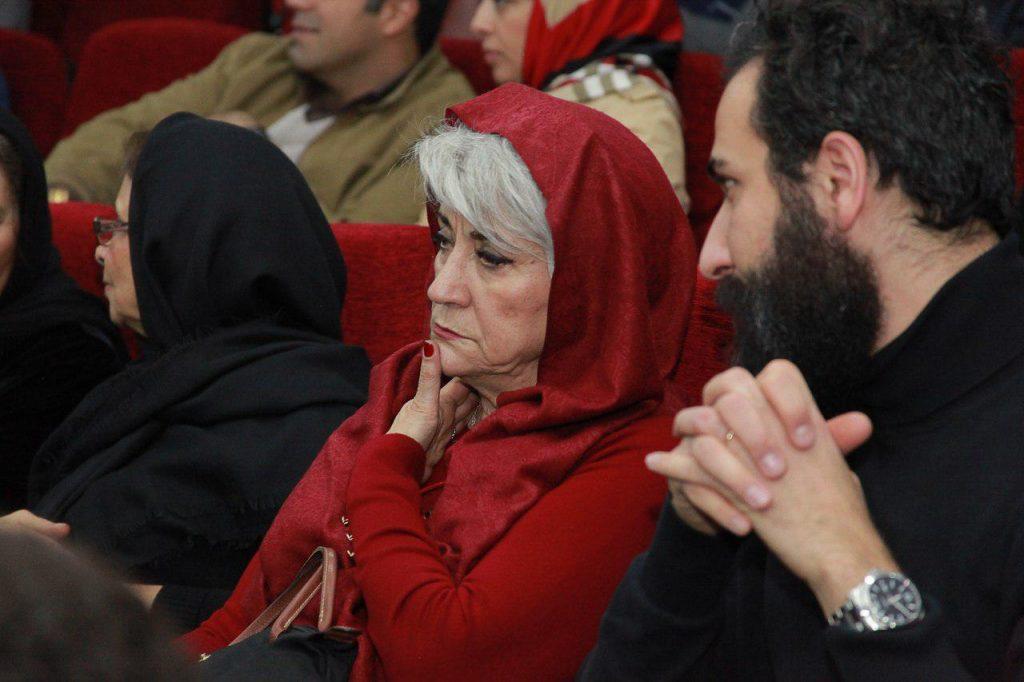 گلی امامی در شب علی اکبر صارمی