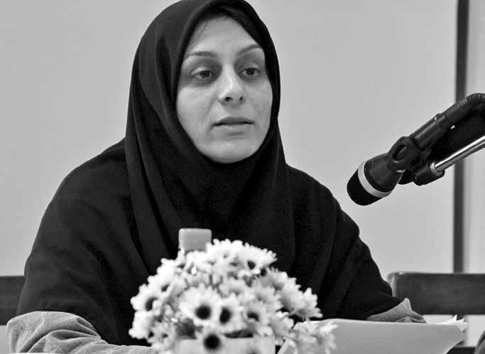 دکتر فریده رحمانی درباره هسه سخنرانی کرد.