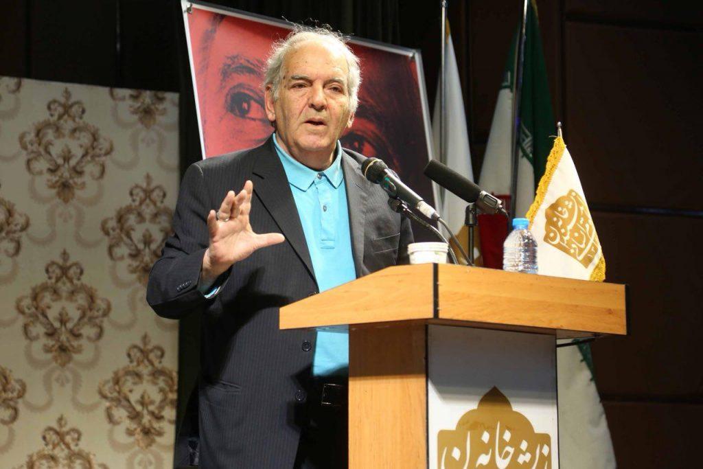 غلامرضا امامی خاطرات خود را با محمد قاضی نقل کرد
