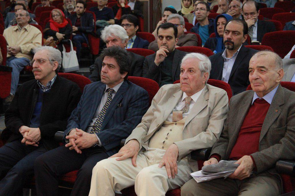 دکتر کاکوان، دکتر ایرچ پارسی نزاد، آقای یراقچی