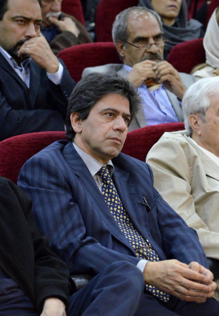 آقای یراقچی، مدیر انتشارات کتاب پنجره