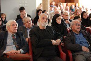 دکتر شفیعی کدکنی، آیدین آغداشلو و دکتر ایرج پارسی نژاد