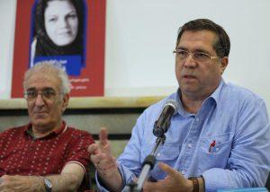 علی دهباشی به سرچشمه های زبانی اشاره کرد