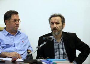 علیرضا سیف الدینی از خودتخریبی در داستان نویسی سحن گفت