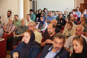 خانه وارطان:دیدار و گفتگو با سایه اقتصادی نیا