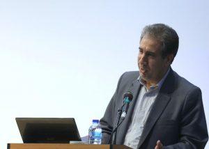 دکتر جبرئیل نوکنده دربارۀ آشنایی با آثار سودمند دکتر خطیب شهیدی سخن گفت