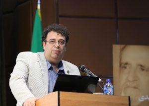 دکتر مهرداد ملک زاده از خاطرات دانشجویی و شاگردی در نزد دکتر خطیب شهیدی سخن گفت