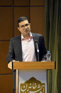 دکتر مصطفی حسینی از نامه های ادوارد فیتزجرالد سخن گفت