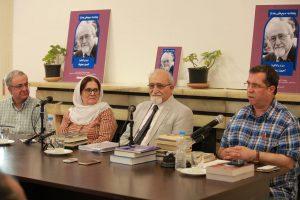 دیدار و گفتگو با دکتر احمد محیط در خانه وارطان