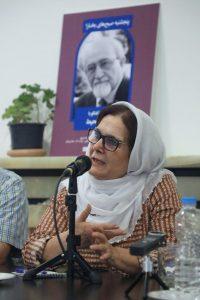 دکتر شیوا دولت آبادی به آموزش صلح از دوران کودکی اشاره کرد