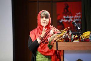 پوپک عظیم پور داستان عروسک هایش را روایت کرد