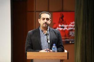 علی گلشن، مدیر موزۀ عروسک های ملل