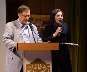 سردبیر بخارا از شبهای مشترک ایران و دانمارک همچون شب ارتور کریستن سن یاد کرد