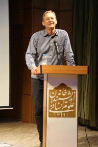 کلاوس پدرسون از نقش مجله بخارا در گسترش روابط فرهنگی سخن گفت