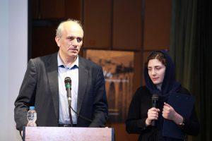 محمد محسنیان از طرف شرکت پارسیاد گزارشی از انچه گذشت ارایه کرد.