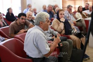 پرسشهای حاضران در جلسه گفتگو با دکتر یاسمی