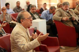 دکتر یاسمی در جلسه دیدار و گفتگو با دکتر رسولیان