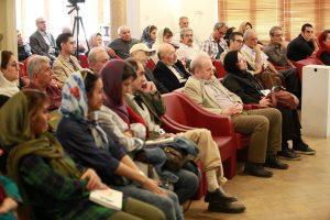 دیدار و گفتگو با دکتر غلامحسین معتمدی در خانه وارطان