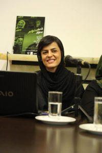 مانیا شفاهی به پذیرش دشوارها در ادامه انتشار فصلنامه صنوبر اشاره کرد